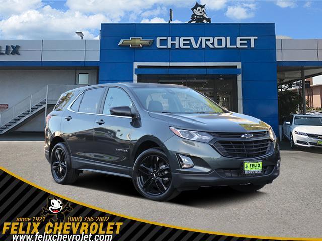 2021 Chevrolet Equinox Vehicle Photo in Los Angeles, CA 90007