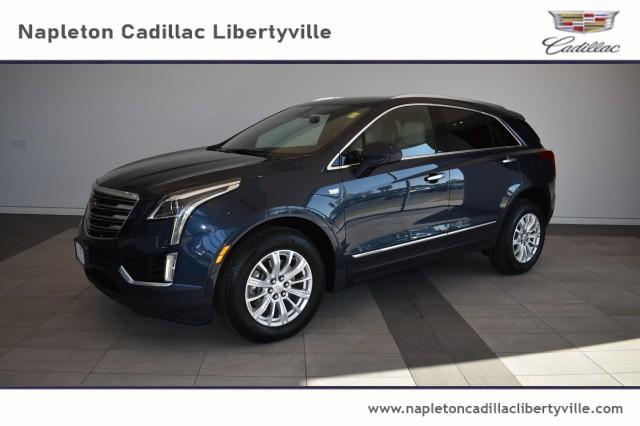 2018 Cadillac XT5 Vehicle Photo in Libertyville, IL 60048