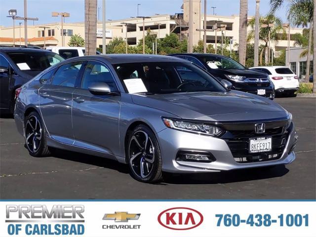 2019 Honda Accord Sedan Vehicle Photo in Carlsbad, CA 92008