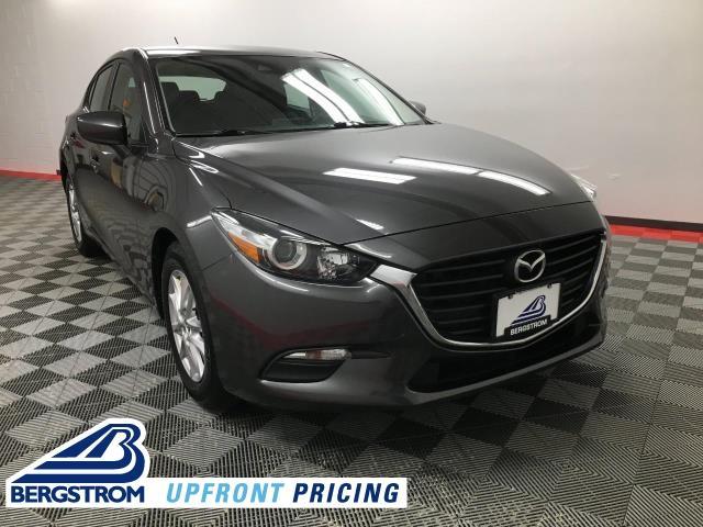 2018 Mazda Mazda3 5-Door Vehicle Photo in Green Bay, WI 54304