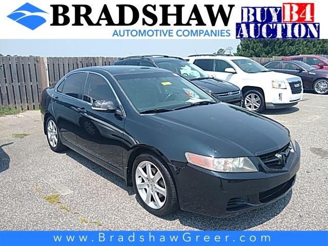 2005 Acura TSX Vehicle Photo in GREER, SC 29651-1559
