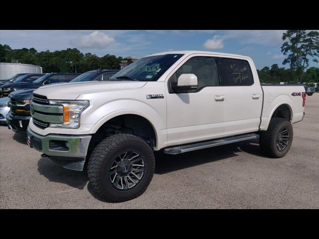 2018 Ford F-150 Vehicle Photo in CROSBY, TX 77532-9157