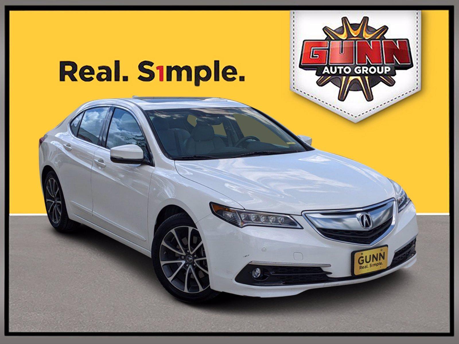 2015 Acura TLX Vehicle Photo in SELMA, TX 78154-1459