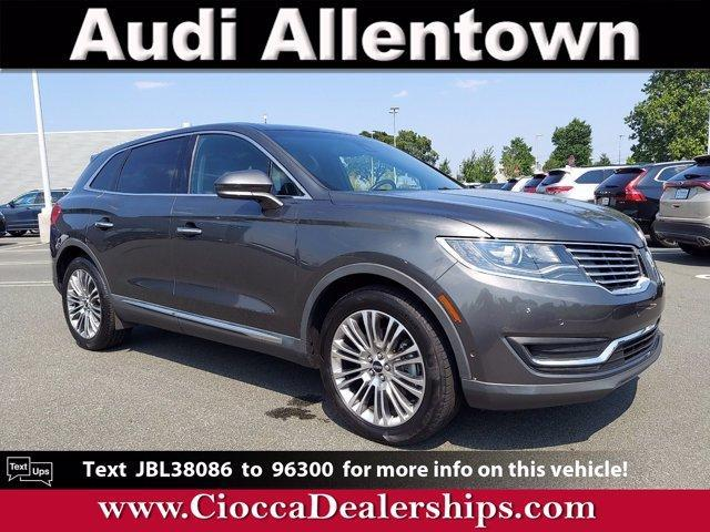 2018 LINCOLN MKX Vehicle Photo in Allentown, PA 18103