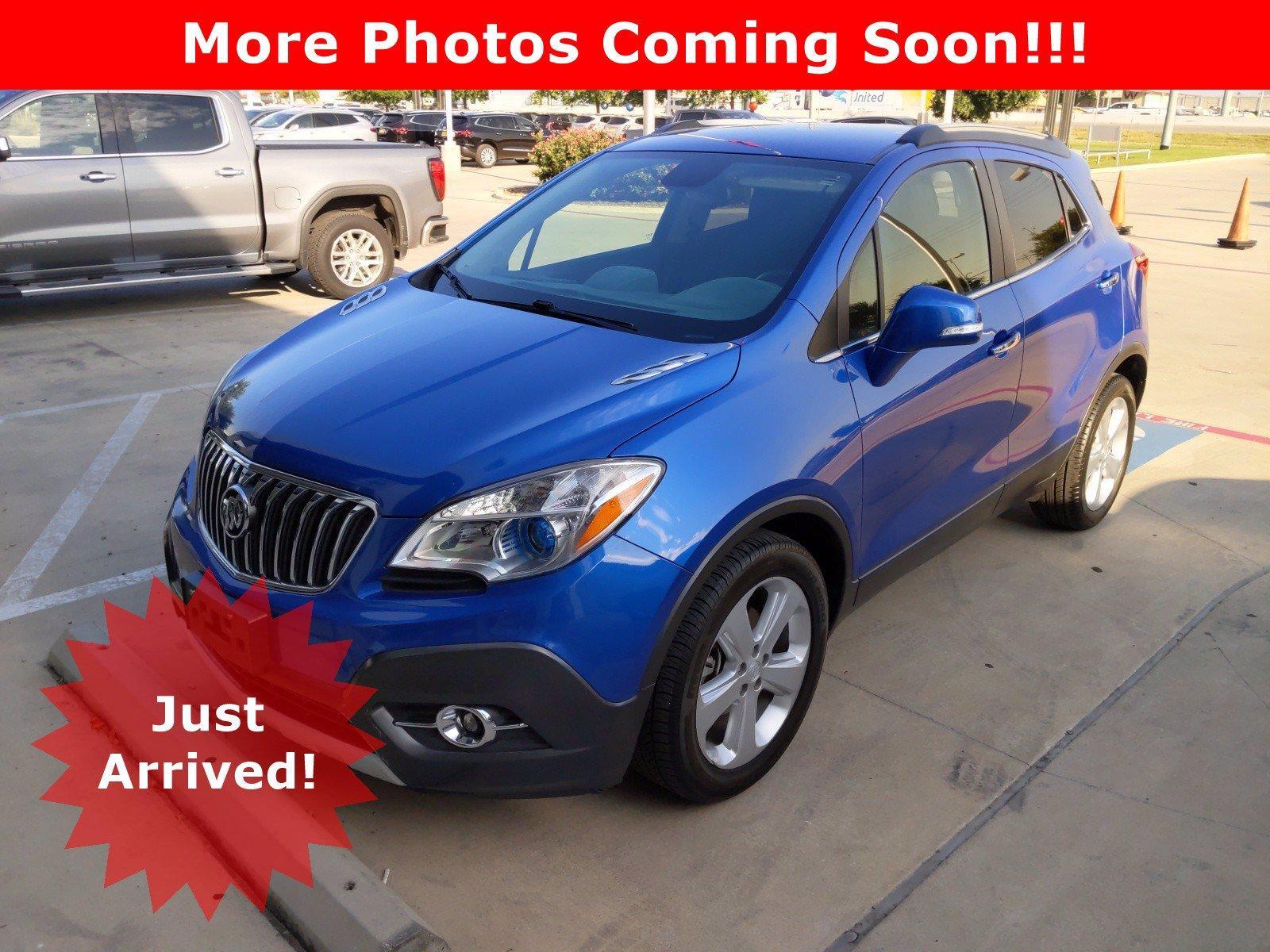 2015 Buick Encore Vehicle Photo in Selma, TX 78154