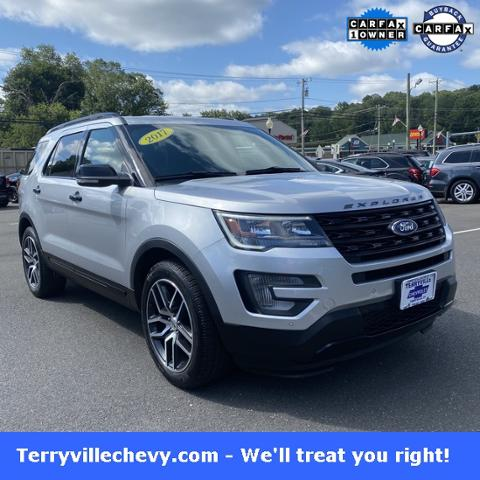 2017 Ford Explorer Vehicle Photo in Terryville, CT 06786