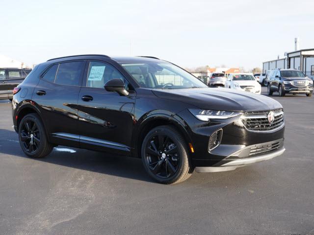 2021 Buick Envision Vehicle Photo in Wichita, KS 67209