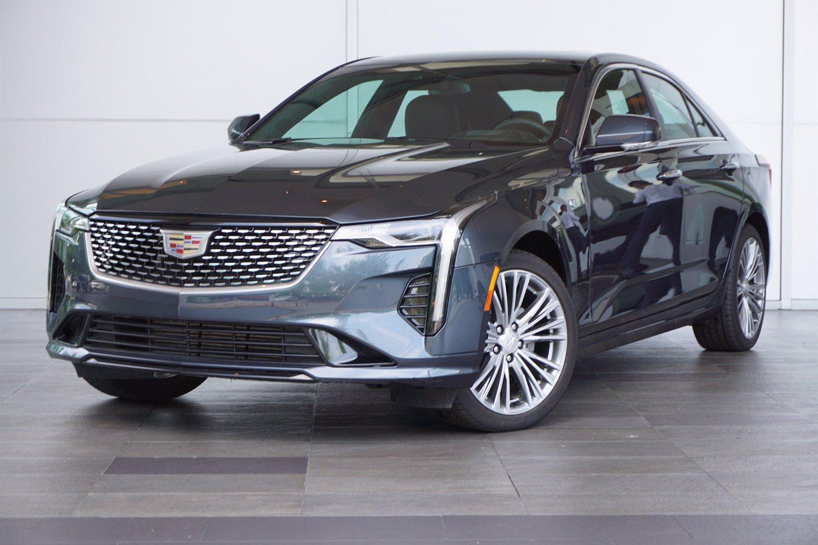 2021 Cadillac CT4 Vehicle Photo in Houston, TX 77079