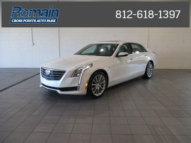 2018 Cadillac CT6 Vehicle Photo in Evansville, IN 47715