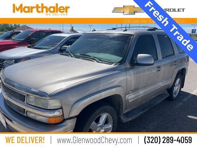 2003 Chevrolet Tahoe Vehicle Photo in Glenwood, MN 56334