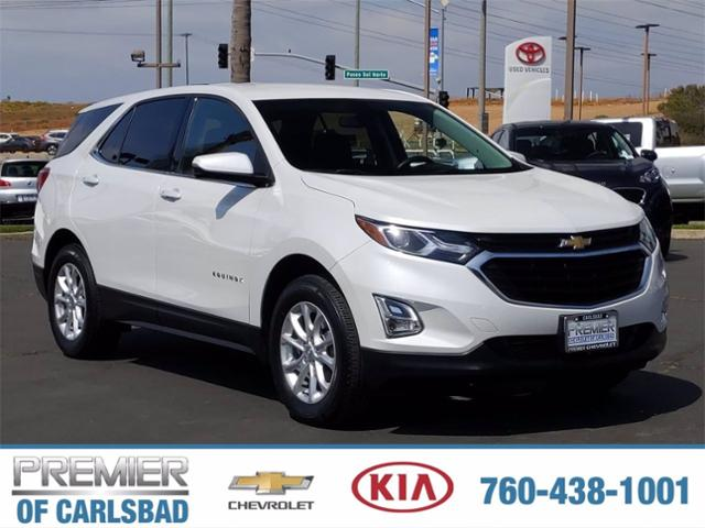 2018 Chevrolet Equinox Vehicle Photo in Carlsbad, CA 92008