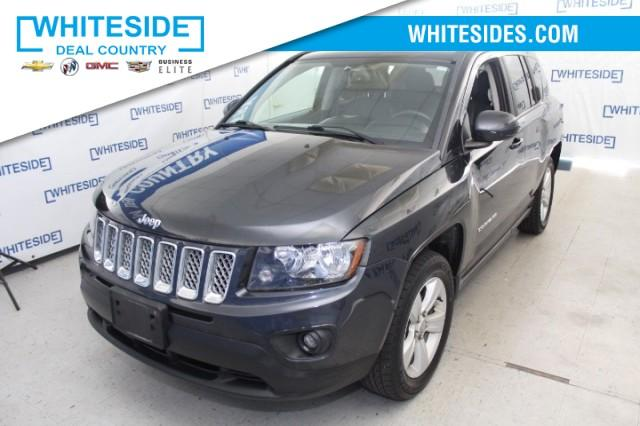 2014 Jeep Compass Vehicle Photo in St. Clairsville, OH 43950