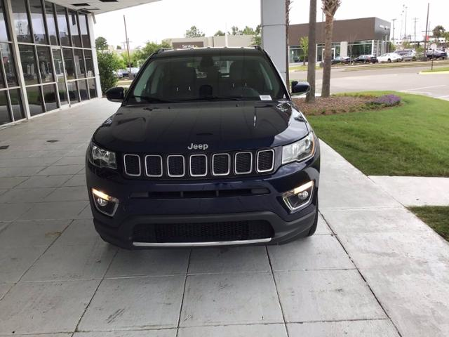 2018 Jeep Compass Vehicle Photo in TALLAHASSEE, FL 32308