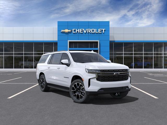 2021 Chevrolet Suburban Vehicle Photo in CHAMPLAIN, NY 12919-0000