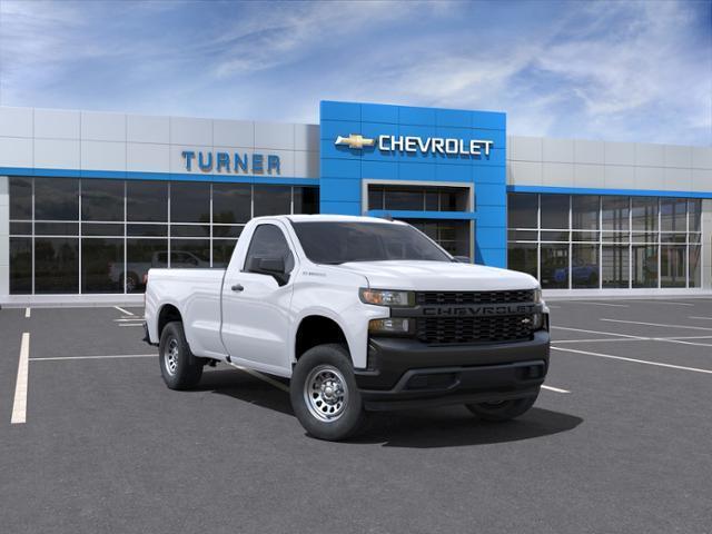 2021 Chevrolet Silverado 1500 Vehicle Photo in CROSBY, TX 77532-9157