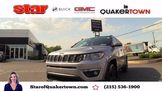 2020 Jeep Compass Vehicle Photo in QUAKERTOWN, PA 18951-2312