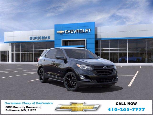 2021 Chevrolet Equinox Vehicle Photo in BALTIMORE, MD 21207-4000