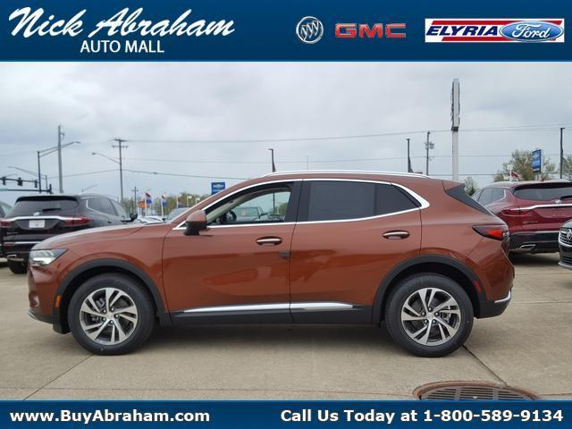 2021 Buick Envision Vehicle Photo in Elyria, OH 44035