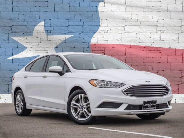 2018 Ford Fusion Vehicle Photo in Temple, TX 76502