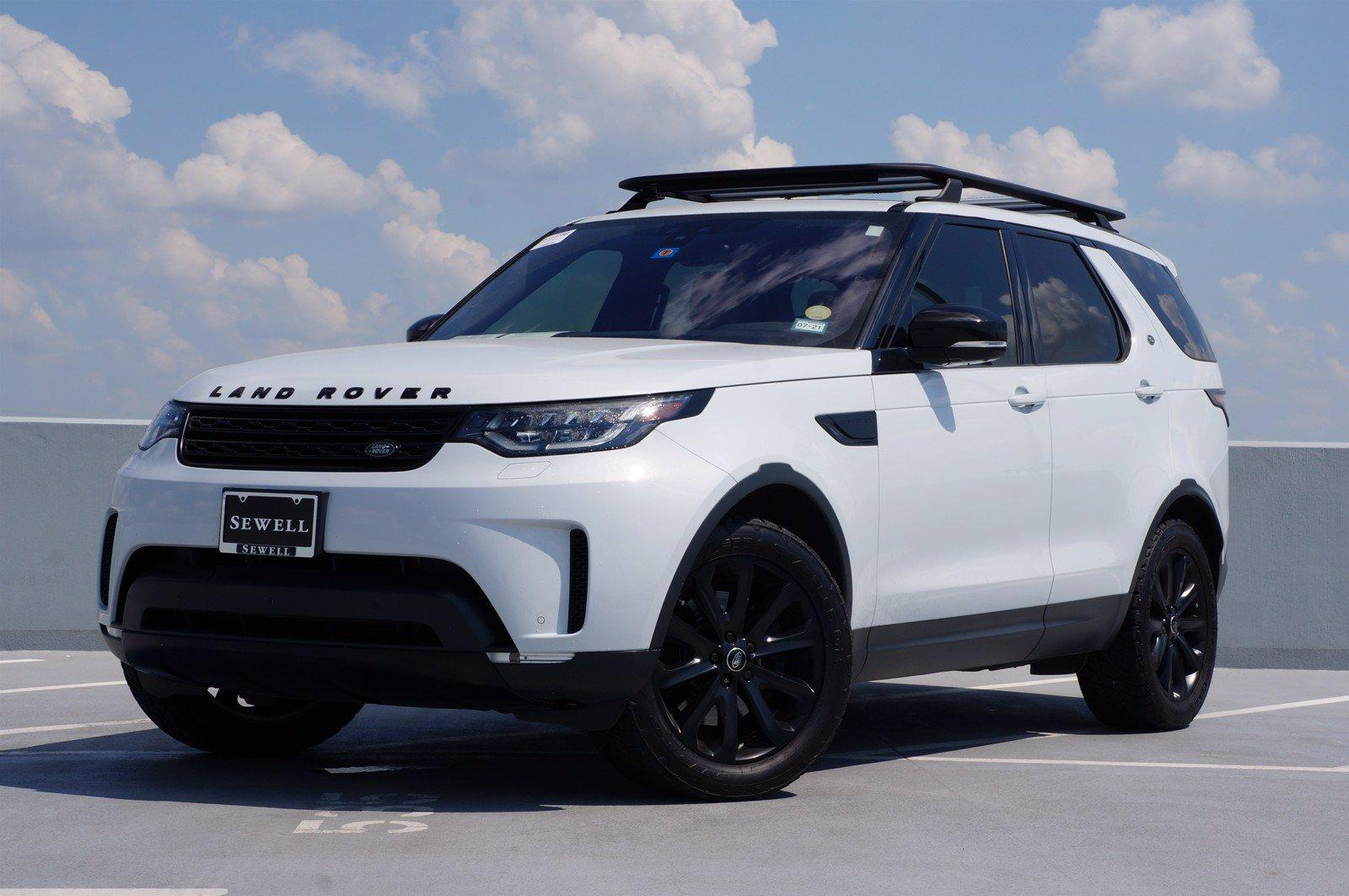 2017 Land Rover Discovery Vehicle Photo in Austin, TX 78717