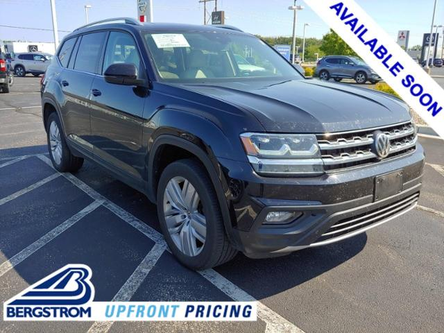 2019 Volkswagen Atlas Vehicle Photo in Appleton, WI 54913