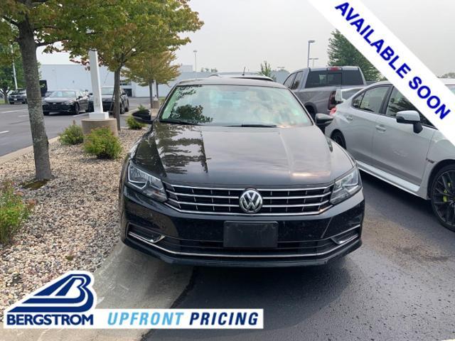 2017 Volkswagen Passat Vehicle Photo in Oshkosh, WI 54904