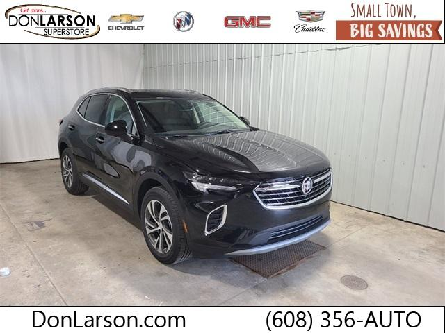2021 Buick Envision Vehicle Photo in Baraboo, WI 53913