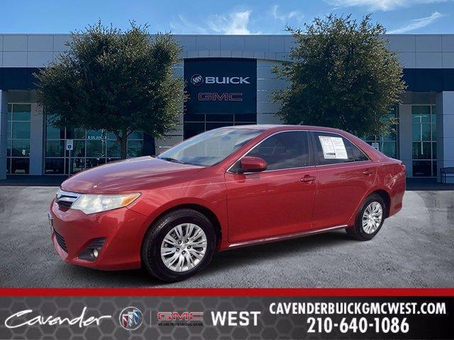 2014 Toyota Camry Vehicle Photo in San Antonio, TX 78254
