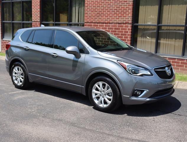 2020 Buick Envision Vehicle Photo in FRANKLIN, TN 37067