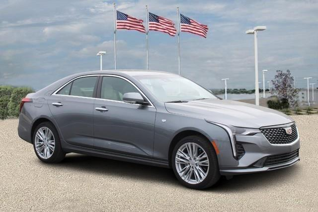 2020 Cadillac CT4 Vehicle Photo in Madison, WI 53713