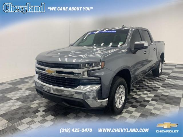 2019 Chevrolet Silverado 1500 Vehicle Photo in Shreveport, LA 71105