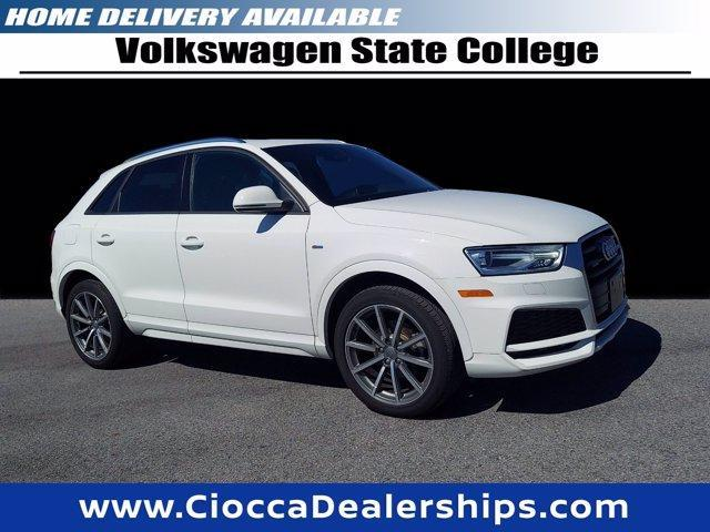 2018 Audi Q3 Vehicle Photo in State College, PA 16801