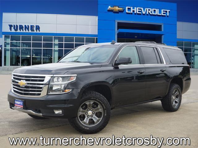 2015 Chevrolet Suburban Vehicle Photo in CROSBY, TX 77532-9157
