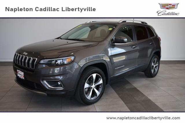 2019 Jeep Cherokee Vehicle Photo in Libertyville, IL 60048