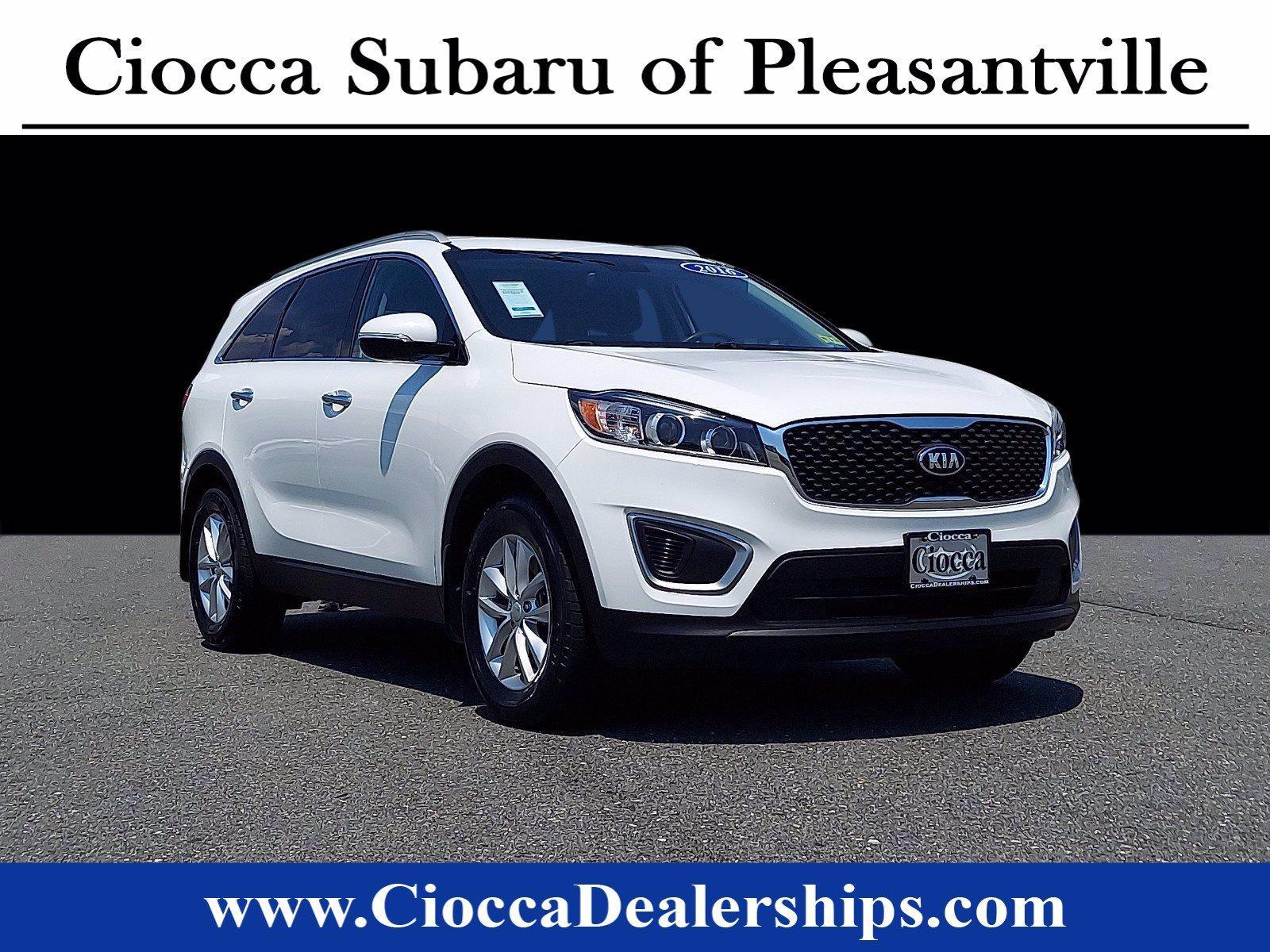 2016 Kia Sorento Vehicle Photo in Pleasantville, NJ 08232