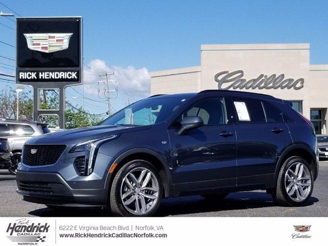 2019 Cadillac XT4 Vehicle Photo in Norfolk, VA 23502