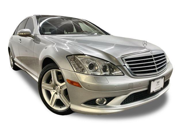 2007 Mercedes-Benz S-Class Vehicle Photo in PORTLAND, OR 97225-3518
