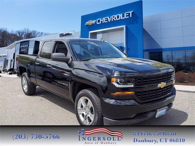 2018 Chevrolet Silverado 1500 Vehicle Photo in Danbury, CT 06810