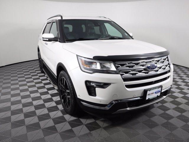 2018 Ford Explorer Vehicle Photo in Colorado Springs, CO 80920