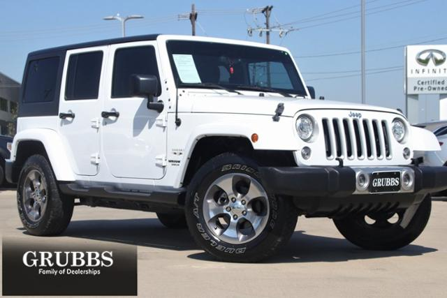2017 Jeep Wrangler Unlimited Vehicle Photo in Grapevine, TX 76051