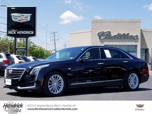 2017 Cadillac CT6 Vehicle Photo in Norfolk, VA 23502