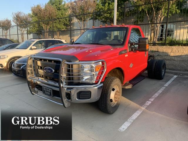 2015 Ford Super Duty F-350 DRW Vehicle Photo in Grapevine, TX 76051