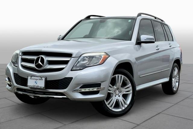2014 Mercedes-Benz GLK-Class Vehicle Photo in League City , TX 77573