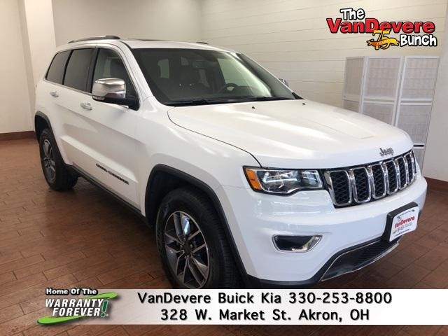 2019 Jeep Grand Cherokee Vehicle Photo in Akron, OH 44303