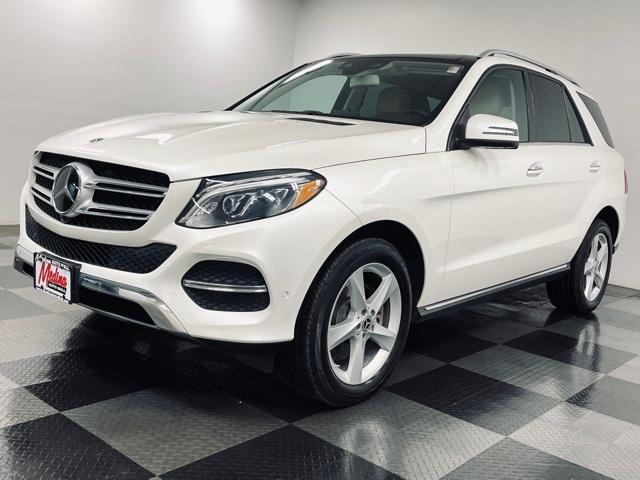2018 Mercedes-Benz GLE Vehicle Photo in Medina, OH 44256