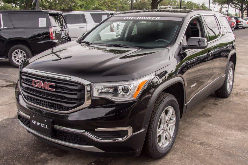 2019 GMC Acadia Vehicle Photo in Dallas, TX 75209