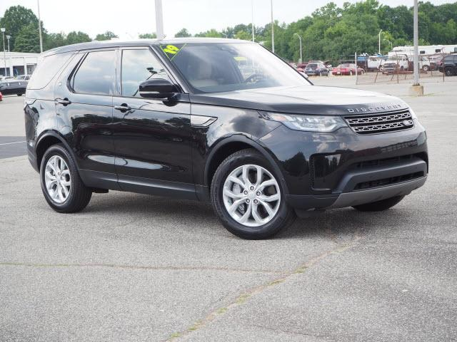 2019 Land Rover Discovery Vehicle Photo in Greensboro, NC 27405