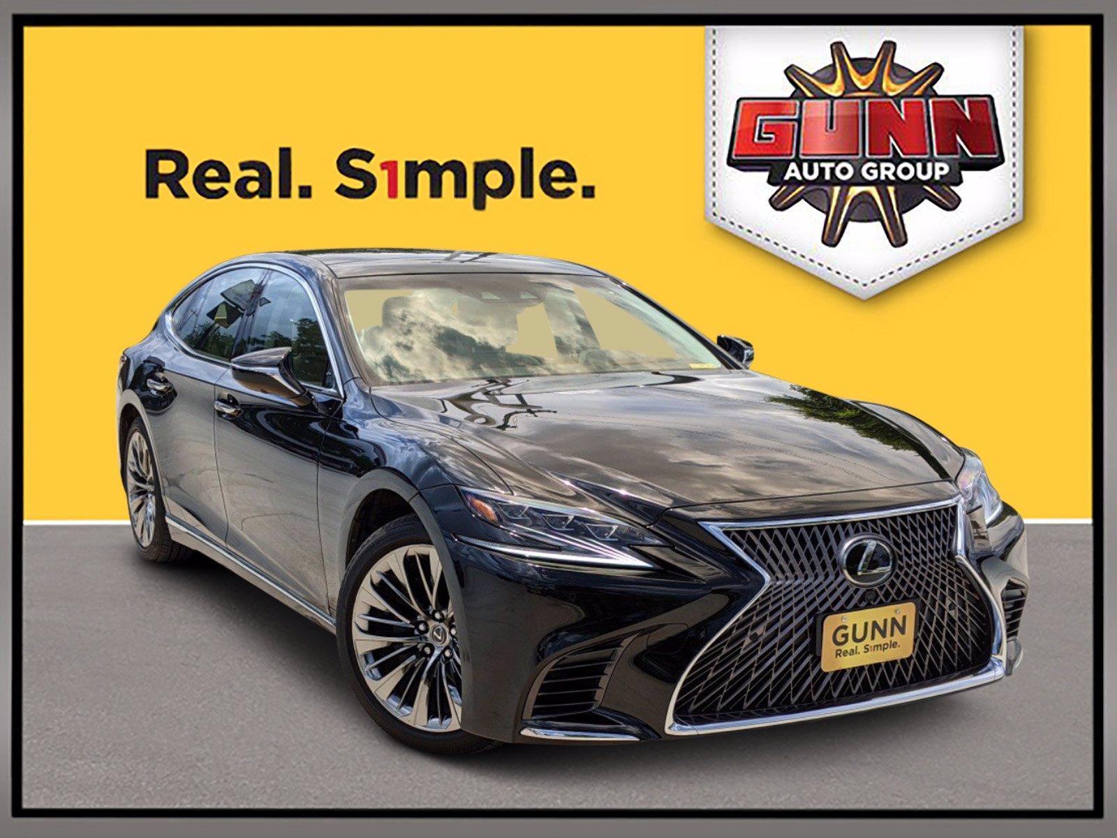 2018 Lexus LS 500 Vehicle Photo in Selma, TX 78154