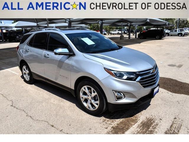 2019 Chevrolet Equinox Vehicle Photo in Odessa, TX 79762