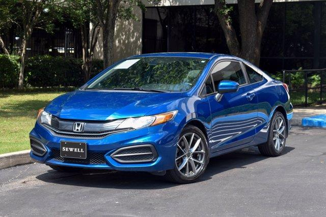 2015 Honda Civic Coupe Vehicle Photo in Dallas, TX 75209